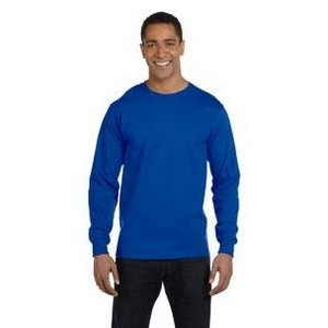 Gildan Adult 5.5 oz., 50/50 Long-Sleeve T-Shirt