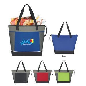 Mega Shopping Cooler Tote Bag