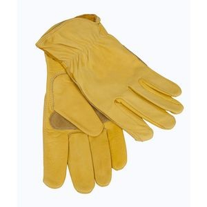 Canyon Outback Cottonwood Bluff Leather Work Gloves