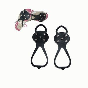 Large 5 Steel Spike Snow Crampons